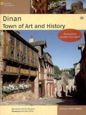 Dinan, ville d'art et d'histoire - Couverture - Format classique