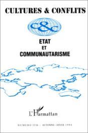 Etat Et Communautarisme - Couverture - Format classique