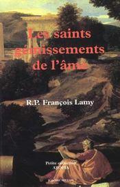 Les Saints Gemissements De L'Ame - Intérieur - Format classique