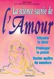 Science Sacree De L'Amour - Couverture - Format classique