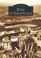 Bone et Philippeville - Couverture - Format classique