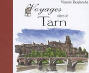 Voyages Dans Le Tarn - Couverture - Format classique