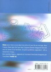 Kirara t.2 - 4ème de couverture - Format classique