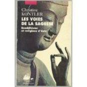 Voies De La Sagesse (Les) - Couverture - Format classique