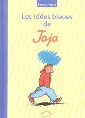 Les idées bleues de jojo - Intérieur - Format classique