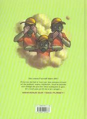 Toxic Planet T1 - 4ème de couverture - Format classique