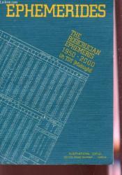 Ephe. 1950-2000 (Aureas) - Couverture - Format classique