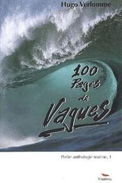 100 pages de vagues - Couverture - Format classique