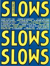 Slows t.2 - Couverture - Format classique