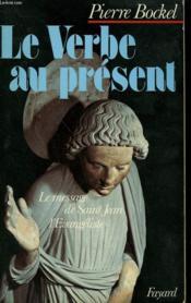 Le Verbe Au Present. - Couverture - Format classique