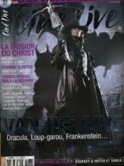 CINE LIVE - N° 78 - VAN HELSING, Dracula, Loup-garou, Frankenstein... HUGH JACKMAN prend son pieu - Couverture - Format classique