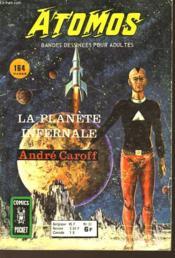 Atomos - N°33 - La Planete Infernale - Couverture - Format classique