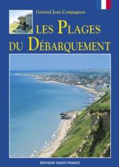 Les plages du débarquement - Couverture - Format classique