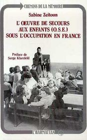 Oeuvre De Secours Aux Enfants (Ose) ... - Intérieur - Format classique