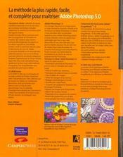 Adobe Photoshop 5 Ciab - 4ème de couverture - Format classique