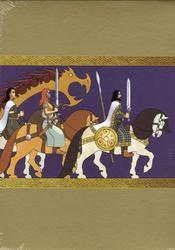 Arthur ; coffret t.7 à t.9 - 4ème de couverture - Format classique