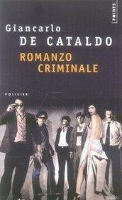 Romanzo criminale - Intérieur - Format classique