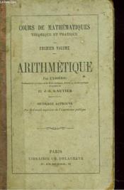 Cours De Mathematique. Theorie Et Pratique. - Couverture - Format classique