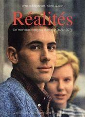 Realites ; Un Mensuel Illustre Francais 1946-1978 - Intérieur - Format classique