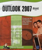 Vente livre :  Outlook 2007  - Collectif
