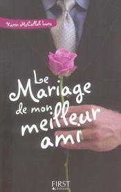 Le Mariage De Mon Meilleur Ami - Intérieur - Format classique