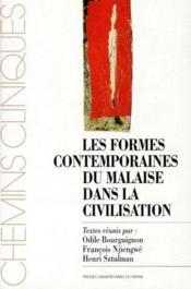 Les formes contemporaines du malaise dans la civilisation - Couverture - Format classique