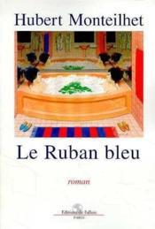 Le Ruban Bleu - Couverture - Format classique