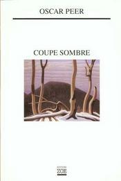 Coupe Sombre - Intérieur - Format classique