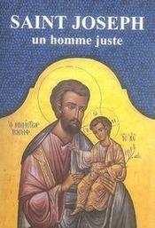 Saint joseph, un homme juste - Intérieur - Format classique
