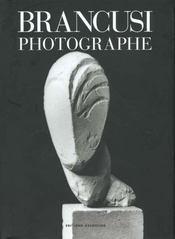 Brancusi Photographe - Intérieur - Format classique