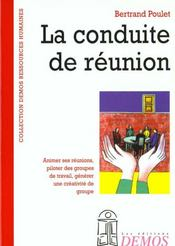 Conduite De Reunion - Intérieur - Format classique