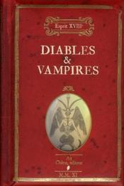 Diables et vampires  - Sophie Lefay - Maguy Ly - Nicole Masson