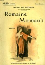 Romaine Mirmault. Collection : Select Collection N° 52 - Couverture - Format classique