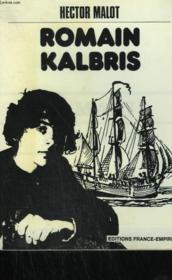 Romain Kalbris. - Couverture - Format classique