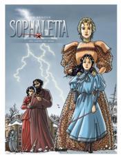 Sophaletta t.1 ; des larmes de sang - Couverture - Format classique