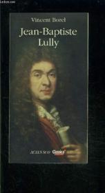 Jean-Baptiste Lully - Couverture - Format classique