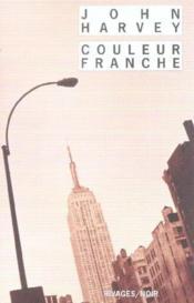 Couleur Franche - Couverture - Format classique
