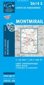 Montmirail - Couverture - Format classique