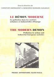 Le Demon Moderne - Intérieur - Format classique