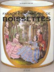 Faience et porcelaine de boissettes - Intérieur - Format classique
