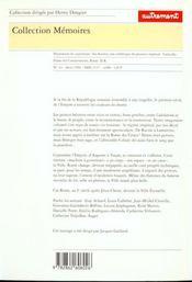 Rome, 1er Siecle Apres J.C. - 4ème de couverture - Format classique