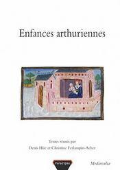 Enfances arthuriennes - Intérieur - Format classique
