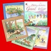Petites histoires, grand trésor - Couverture - Format classique