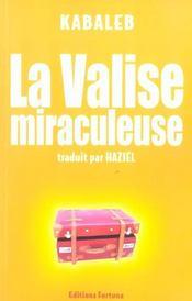 La valise miraculeuse - Intérieur - Format classique