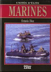 Marines Unite D Elite - Intérieur - Format classique