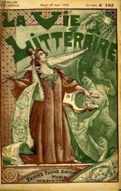Amitie De Femme. La Vie Litteraire. - Couverture - Format classique