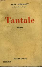 Tantale. - Couverture - Format classique