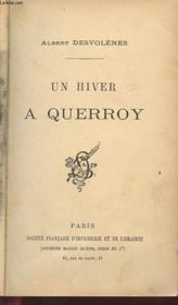 Un Hiver A Querroy - Couverture - Format classique