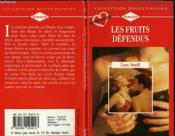 Les Fruits Defendus - Marry Me Not - Couverture - Format classique