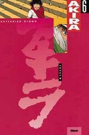 Akira t.6 ; chaos - Intérieur - Format classique